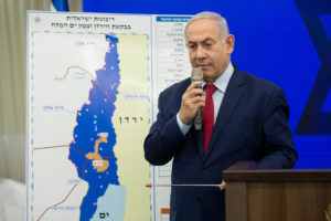 Netanyahu Pledges To Annex Jordan Valley In Occupied West Bank If Re-Elected - www.palestineupdate.com